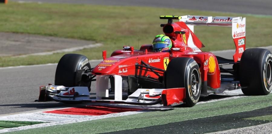 Ferrari Italian GP - Monza qualifying report