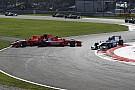 Arden Monza race 1 report