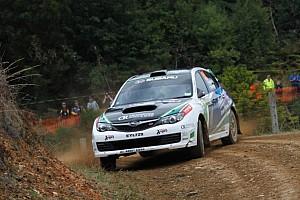 WRC Hayden Paddon Rally Australia leg 2 summary