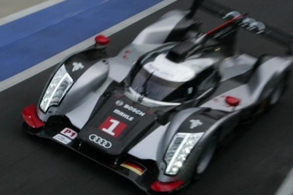 Audi unlucky at Silverstone 6 hour contest