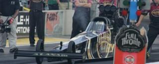 NHRA Worsham leads Al-Anabi Racing to Charlotte II