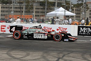 IndyCar Panther Racing Motegi Friday report