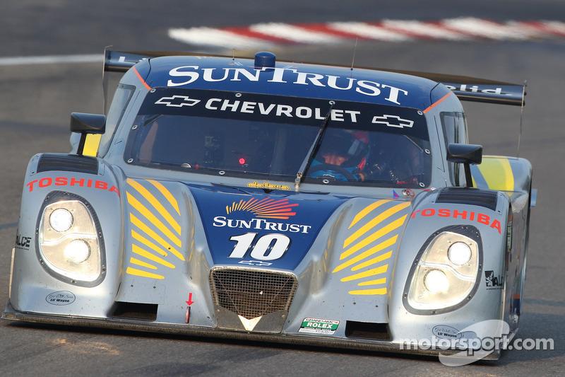 SunTrust Racing Mid-Ohio qualifying report