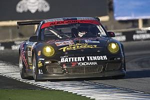 ALMS Alex Job Racing Laguna Seca race report