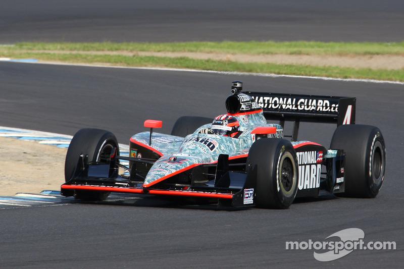 Panther Racing Motegi race report