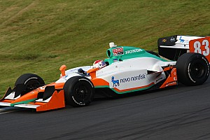 IndyCar CGR's Kimball Motegi race report