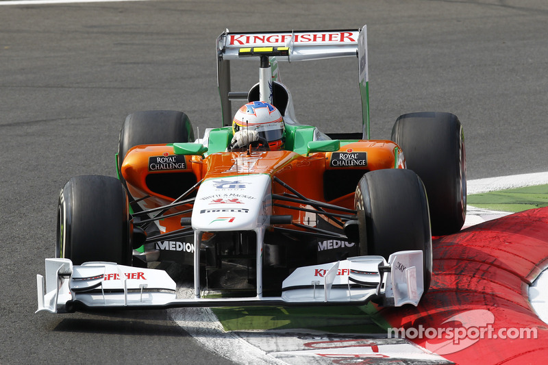 Force India in good shape for Singapore GP