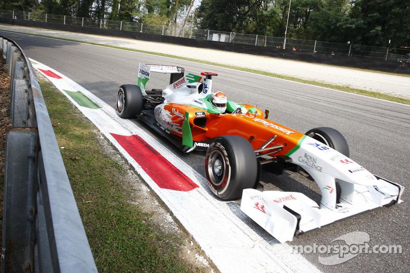Sutil denies visiting Williams factory