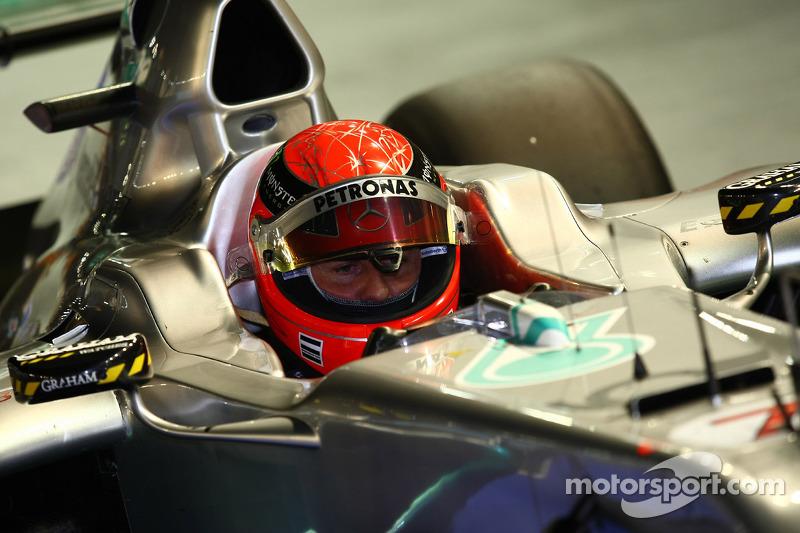 Pirelli Singapore GP qualifying report