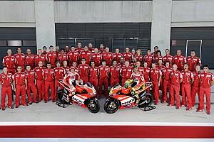 MotoGP Ducati heads to GP of Japan