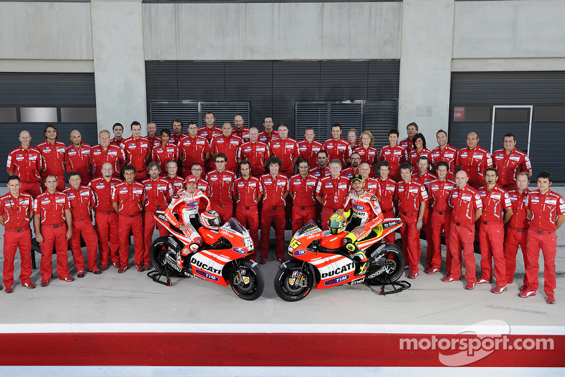 Ducati heads to GP of Japan