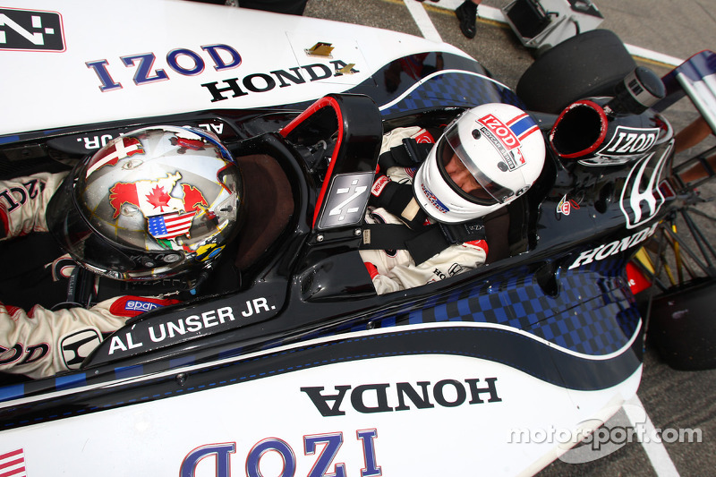 Unser Jr receives DWI when racing in Albuquerque