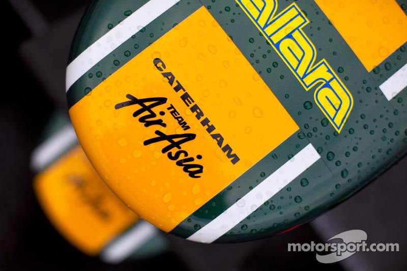 Team AirAsia Jerez test summary