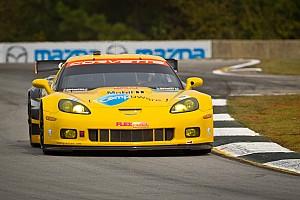 ALMS Corvette Racing Road Atlanta qualifying report