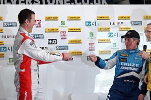 BTCC Series Brands Hatch II event summary