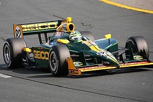 IndyCar KV Racing - Lotus Kentucky race report