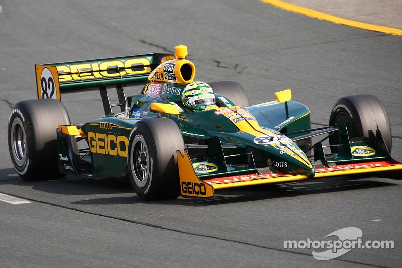 KV Racing - Lotus Kentucky race report