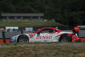 Super GT Denso Sard SC430 takes Kyushi 250km pole