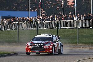 WRC Citroen Racing Technologies Rallye de France event summary