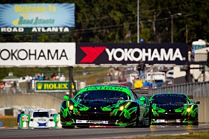 ALMS Extreme Speed Motorsports Road Atlanta race reort