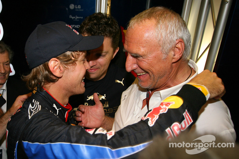 Success means lower budgets for Red Bull - Mateschitz