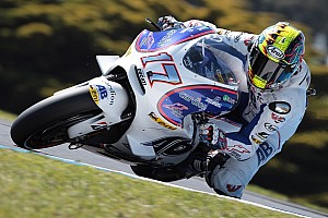 MotoGP Cardion AB Australian GP qualifying report