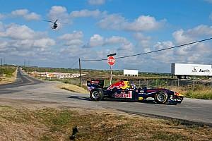 Formula 1 Construction still to begin at US GP site