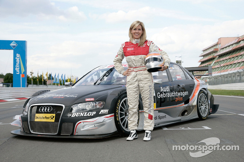 Female Driver Sees F1 Possibilities For 2012