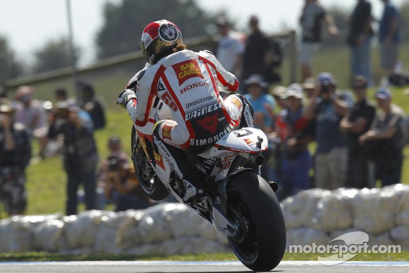 Gresini Racing look to Malaysian GP