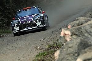 WRC Van Merksteijn Motorsport Rally de España leg 1 summary