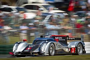 ALMS Audi Petit Le Mans race report