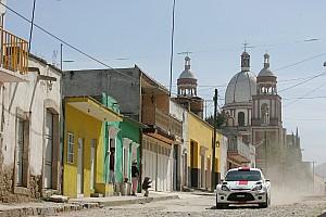 WRC M-Sport Rally de España final leg summary