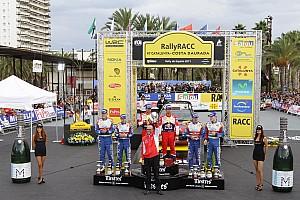 WRC Rally de España post-event press conference