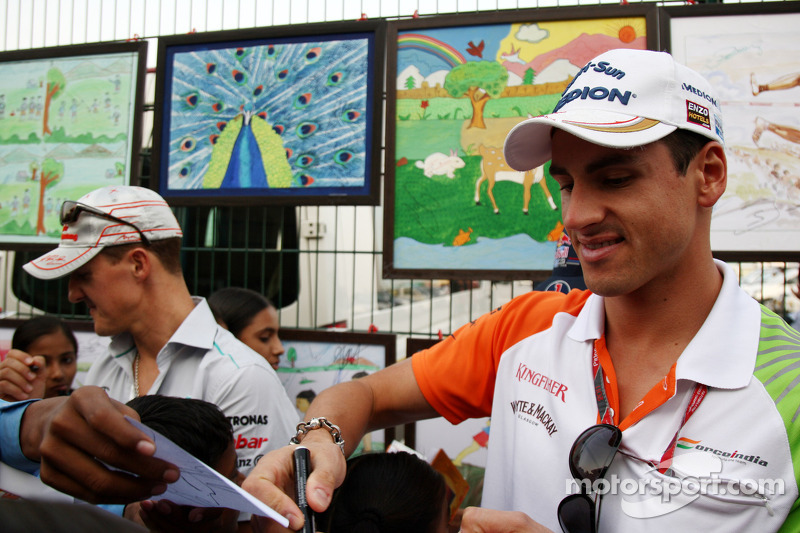 Mallya to let Sutil know 2012 driver decision