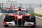 Massa leads second practice session for Indian Grand Prix