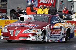 NHRA Greg Anderson looks for a change luck at Las Vegas