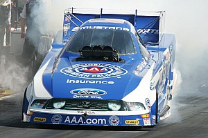 NHRA Series Las Vegas Friday qualifying completed
