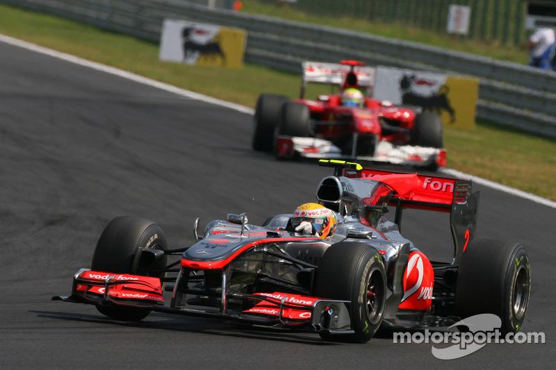 Hamilton-Massa feud enters 'dangerous phase'