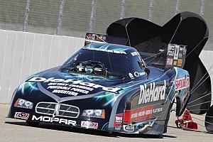 NHRA Matt Hagan Las Vegas final report