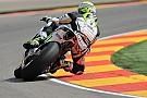 LCR honda  Valencian GP qualifying report