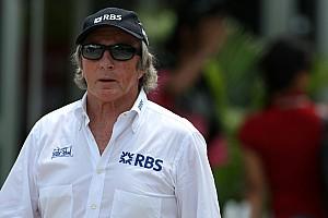Formula 1 2012 US GP 'silence' worries Jackie Stewart