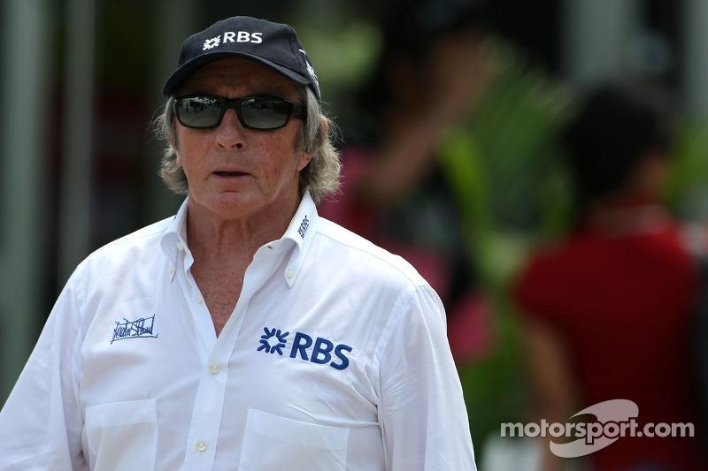 2012 US GP 'silence' worries Jackie Stewart