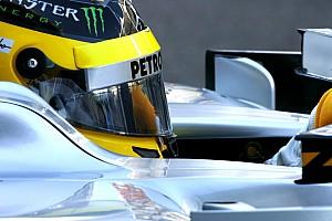 Formula 1 Mercedes Abu Dhabi GP Friday practice report