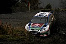 Ford has high and low moments in Wales Rally leg 2
