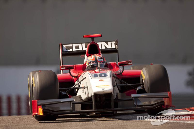 Scuderia Coloni Abu Dhabi race 2 report
