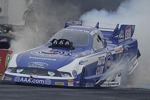 NHRA John Force Racing Pomona II final report