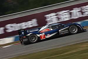 Le Mans Peugeot celebrates 1-2 finish at Zhuhai 6H