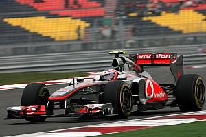 Formula 1 McLaren drivers in winning mood for Brazilian GP
