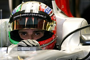 Formula 1 Liuzzi's HRT seat not safe for 2012