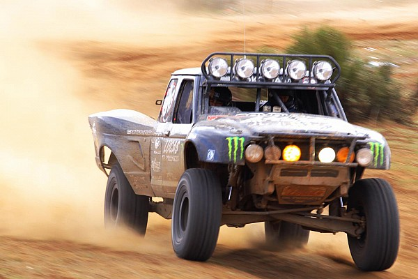 Score Riding with the Desert Assassins in the Baja 1000